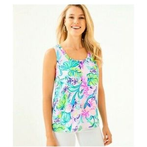 Lilly Pulitzer Mermaid in the Shade XS NWT